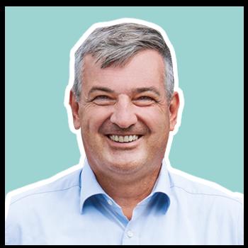 """Dieter Lindauer Geschäftsführer und """"Head of Glasfaser"""""""